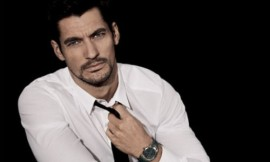 An image from the Dolce & Gabbana watch campaign